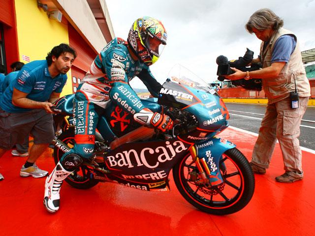 De Rosa (KTM), Pole en Mugello.