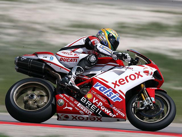 Carlos Checa (Honda) logra la Superpole en Salt Lake City
