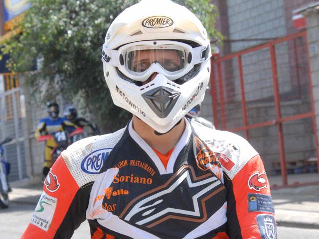 Nestor Jorge correrá el Supermotard de Tenerife