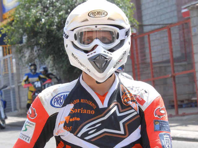 Imagen de Galeria de Nestor Jorge correrá el Supermotard de Tenerife