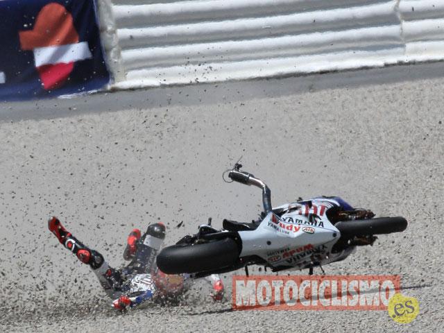 Imagen de Galeria de Jorge Lorenzo no correrá el Gran Premio de Cataluña