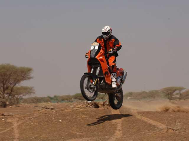 Dakar Series en Portugal