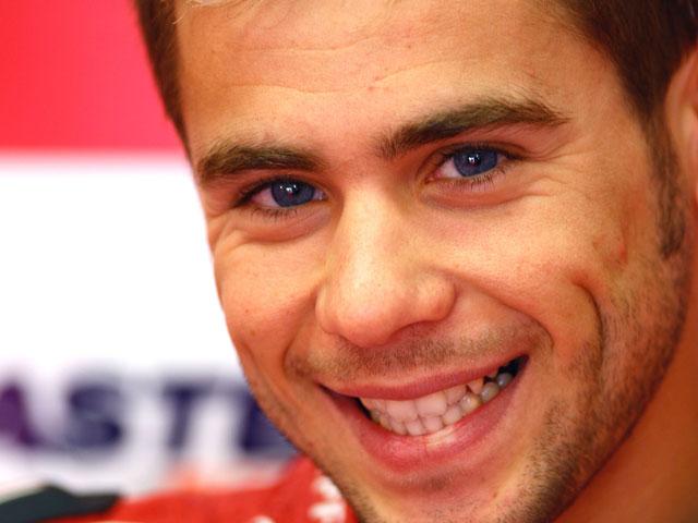 Tito Rabat (KTM) se recupera de su caída