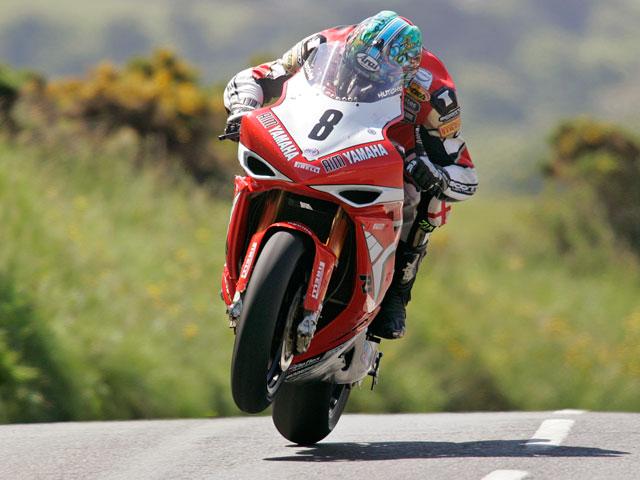 Nueva victoria de McGuiness (Honda) en el TT de la Isla de Man
