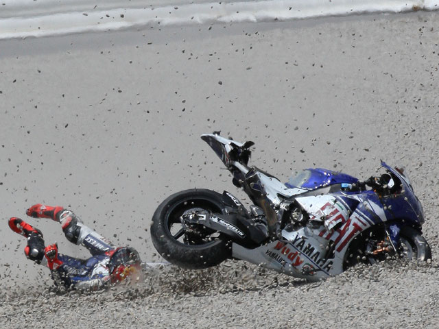 Jorge Lorenzo (Yamaha) operado con éxito