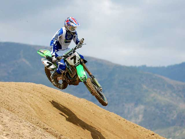 James Stewart, imparable en el AMA de Motocross