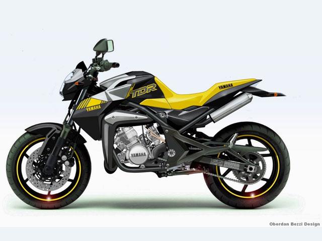 Nuevas Yamaha RD 350 y TDR 350