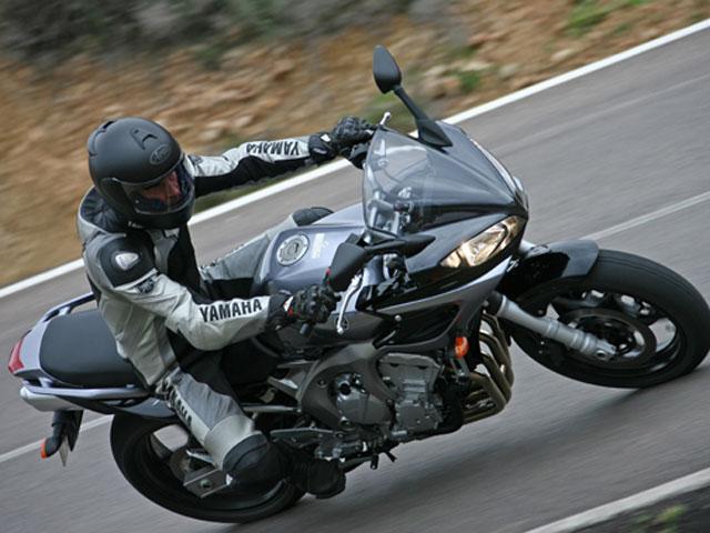 Yamaha FZ6 S2 con seguro gratis