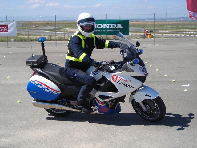 Escuela de Conducción Honda