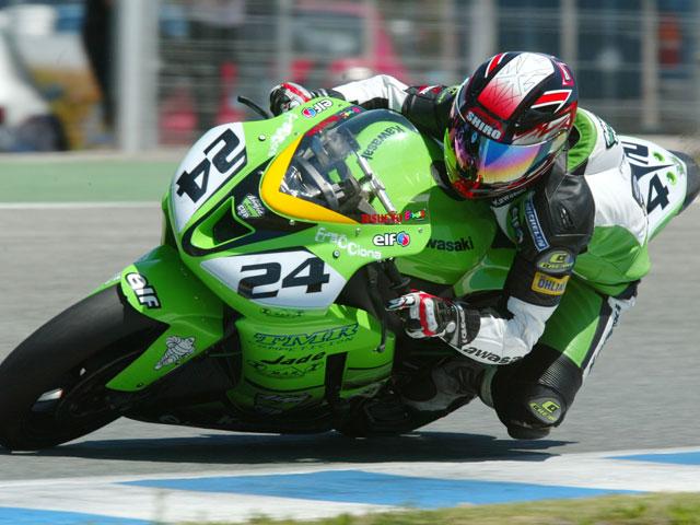 Pole para Morales (Yamaha), Rodríguez (Yamaha) y Vázquez (Aprilia) en Jerez