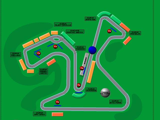 Imagen de Galeria de Una vuelta al circuito de Jerez, por Javi Del Amor (Yamaha)