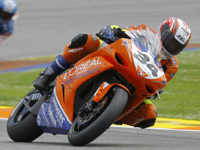 Una vuelta al circuito de Jerez, por Javi Del Amor (Yamaha)