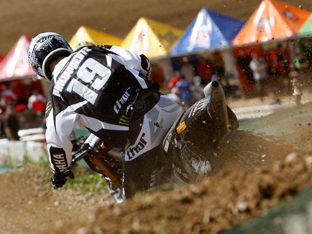Pulso firme en el Mundial de Motocross
