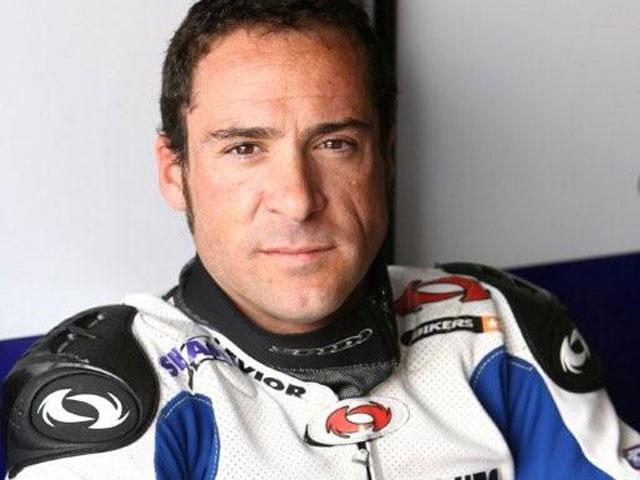 De Gea (Yamaha) operado de nuevo tras su caída en Supersport