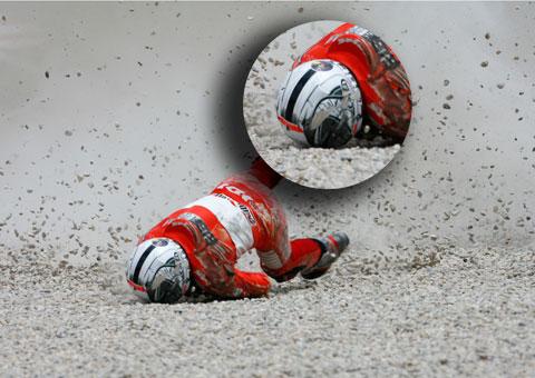 Imagen de Galeria de Los cascos para moto más seguros, según el informe SHARP