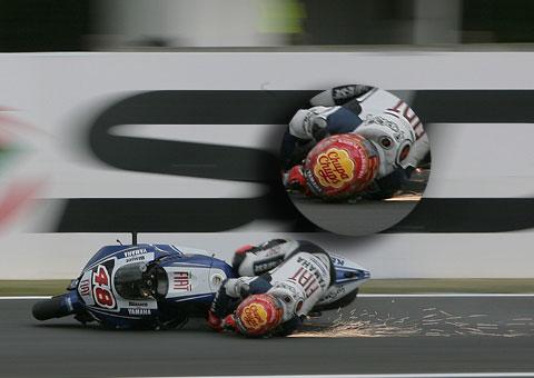Los cascos para moto más seguros, según el informe SHARP