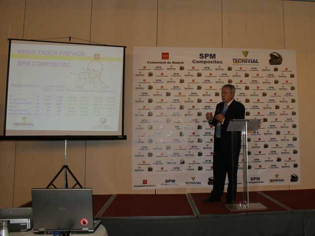 Presentación del guardarraíl SMP Compositec
