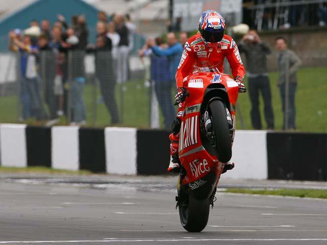 "Casey Stoner (Ducati): ""Ha sido un fin de semana fantástico"""