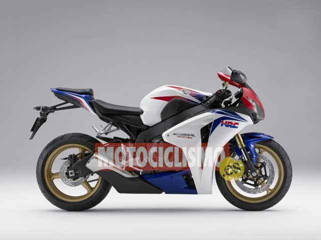 Imagen de Galeria de Honda CBR 1000 RR Tricolor