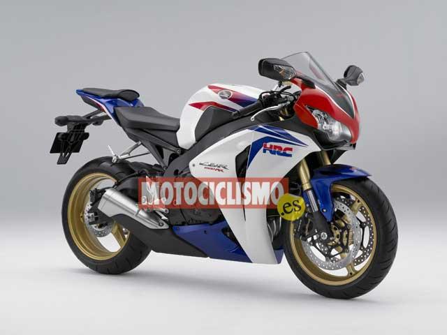 Honda CBR 1000 RR Tricolor