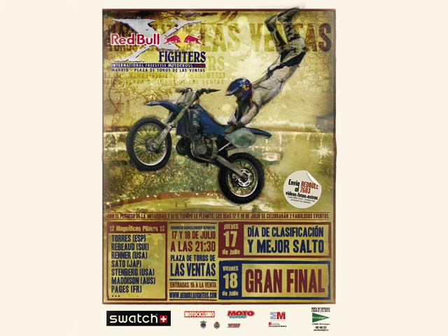 Las Ventas: Epicentro del motocross freestyle