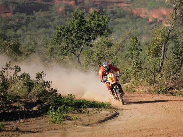 Nueva victoria para Despres (KTM) en el Dos Sertoes