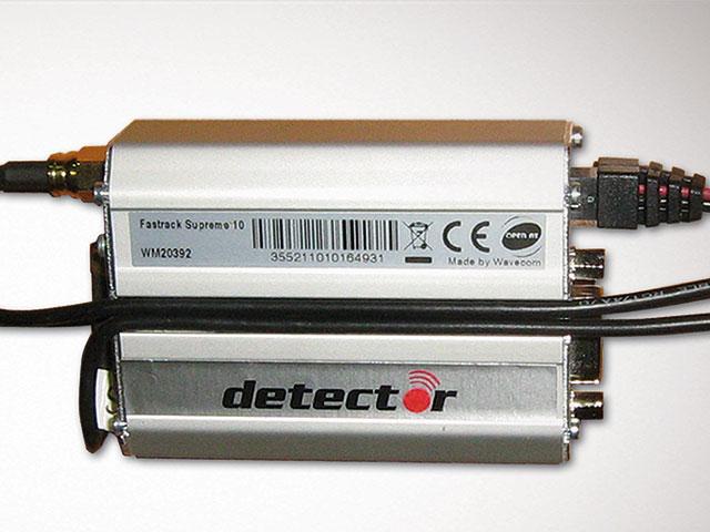 Detector de motos robadas