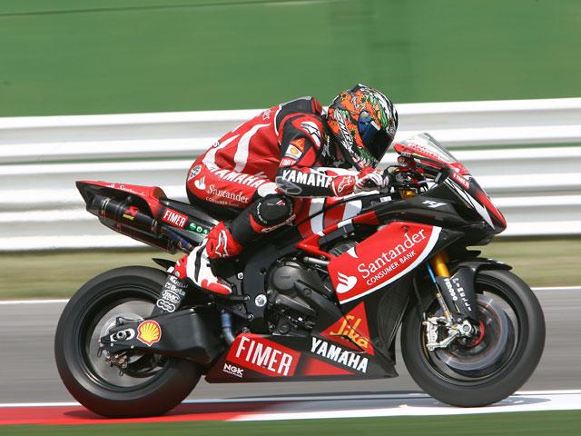 Victoria de Neukirchner (Suzuki). Xaus con Ducati es cuarto