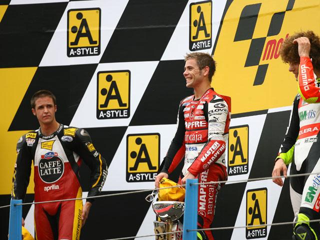 """Alvaro Bautista (Aprilia): """"Hemos reajustado la moto antes de la salida"""""""