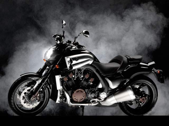 Reserva la nueva Yamaha V-Max