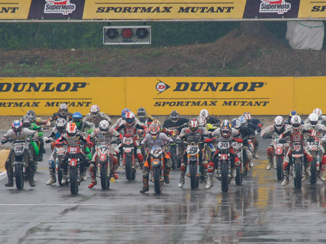 Calendarios de Motocross y Supermotard 2009