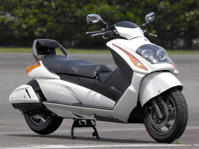 Suzuki Gemma 250
