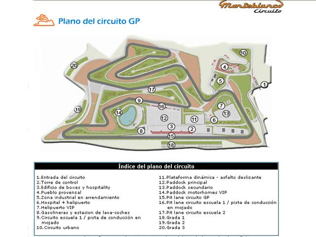 Imagen de Galeria de El Circuito Monteblanco abre sus puertas a la prensa