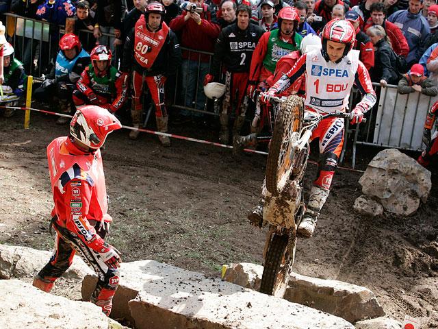 Imagen de Galeria de El Mundial de Trial se desplaza a Kramolin (Rep. Checa)