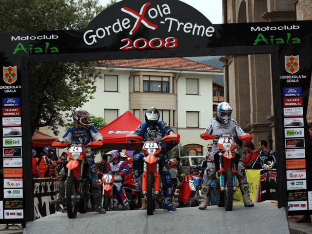 Imagen de Galeria de Xavi Galindo (KTM) se lleva la victoria en el Gordexola X-treme