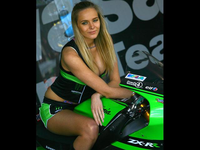 Imagen de Galeria de Jaime Hacking pilotará la Kawasaki de John Hopkins en Laguna Seca