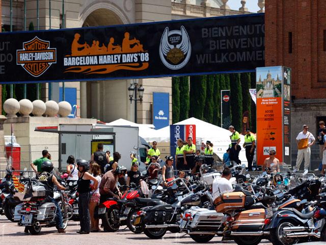 Harley Davidson celebró ayer sus 105 años de historia