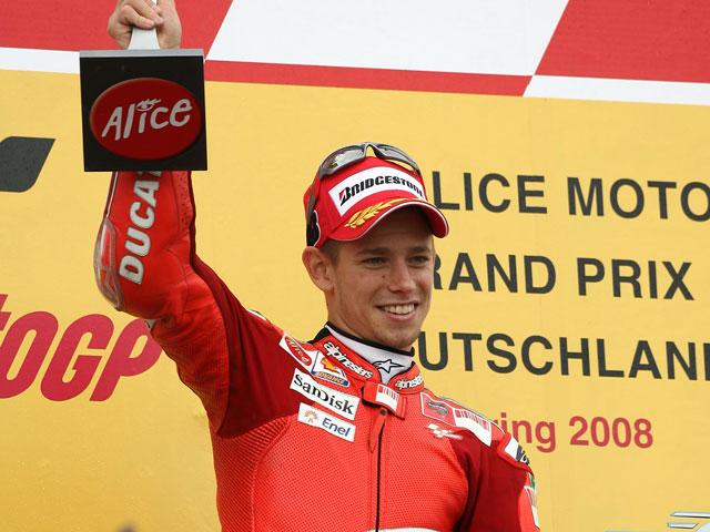 """Rossi (Yamaha): """"Vi que Dani llevaba un ritmo increíble"""""""