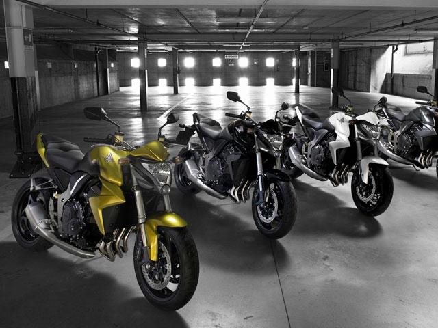Imagen de Galeria de A la venta la nueva CB 1000R