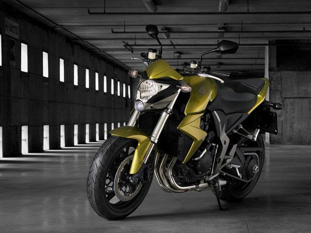 A la venta la nueva CB 1000R