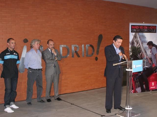 "Imagen de Galeria de ""Madrid en Moto"""