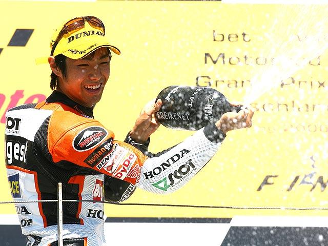 Takahasi se pierde el GP de R. Checa