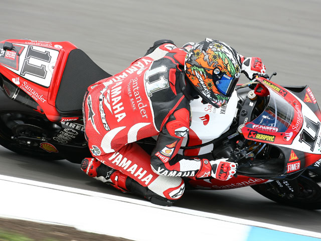 Troy Bayliss (Ducati) consigue la pole en Brno