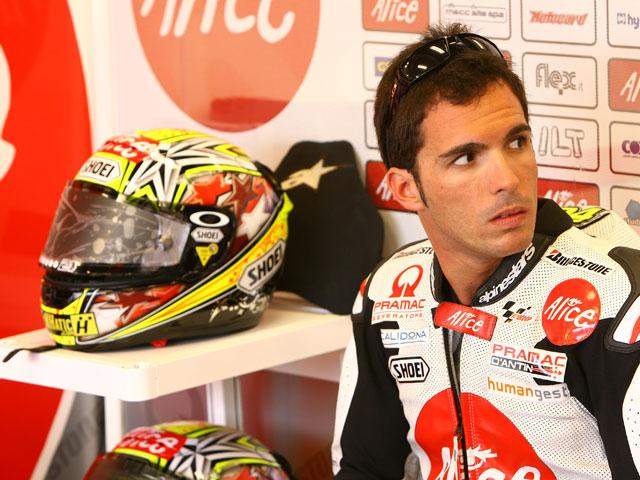"""Stoner (Ducati): """"Estoy enfadado porque Rossi ha hecho maniobras agresivas"""""""