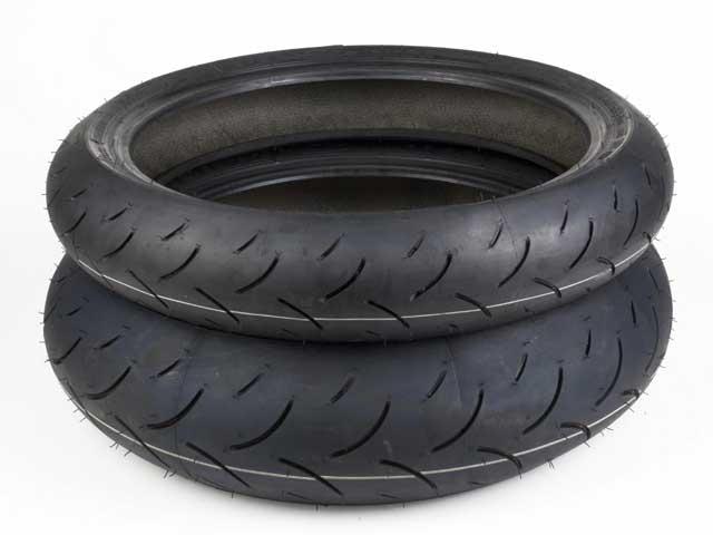 Imagen de Galeria de Mantenimiento moto: Neumático delantero