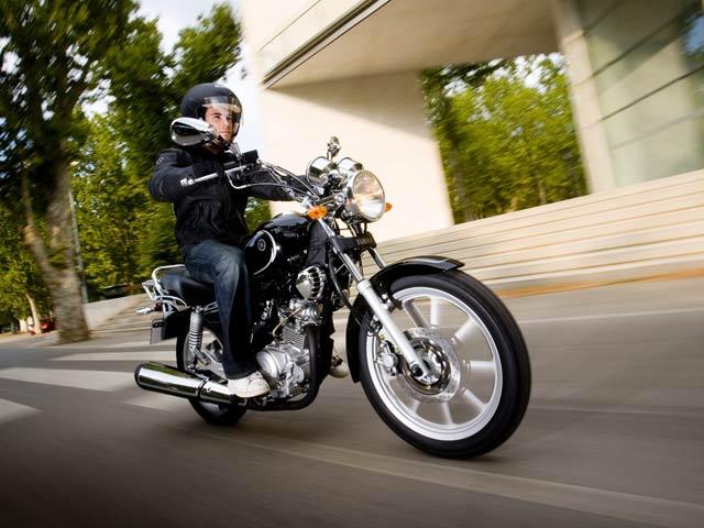 Yamaha YBR 125 Classic SP, ya disponible
