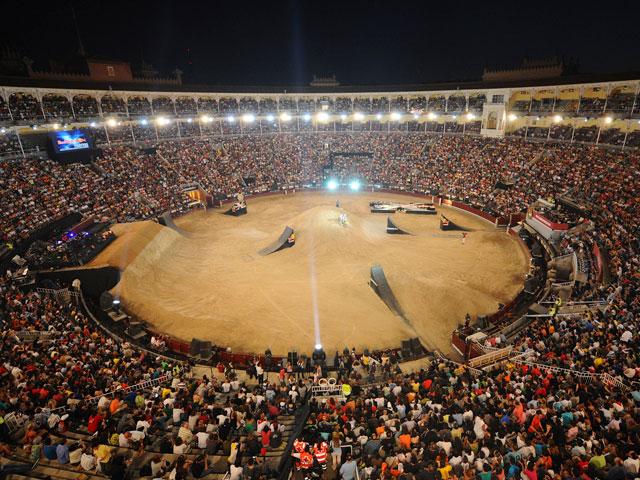 Galería de vídeos del Red Bull X-Fighters Madrid 2008