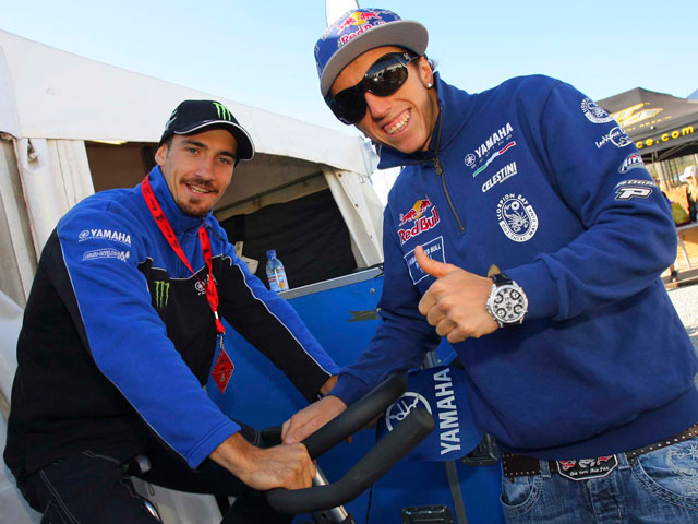 Cairoli (Yamaha) «out»
