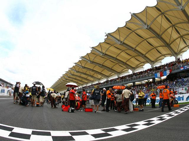 18 carreras de MotoGP en 2009