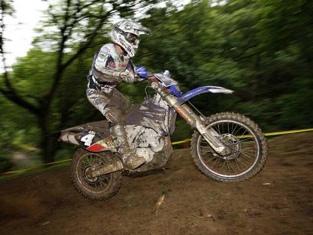 Iván Cervantes (KTM) resurge en Francia